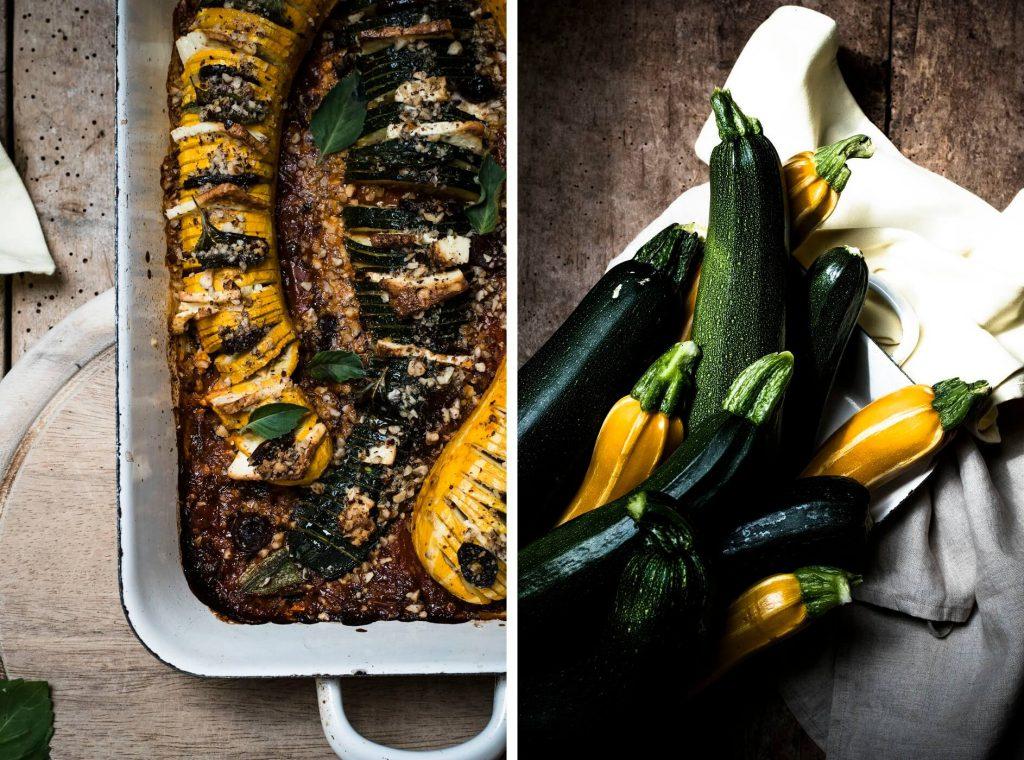 hasselback-zucchini-rezept